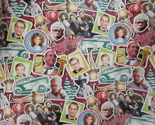 A Christmas Story Gift Wrapping Paper Holiday 40 Sq Ft Movie Holiday