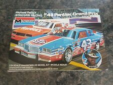 Monogram 1/24 Richard Petty 43 PONTIAC grand prix bon état très RARE
