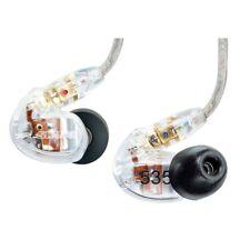 SHURE SE535 CL auricolare dinamico ad isolamento sonoro 37 db NUOVO garanzia ITA