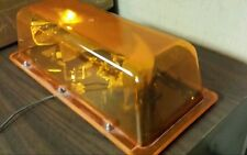 Star mini Halogen lightbar amber