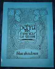 "Shadow Chasers Fanzine ""Blue Shadows"" ADULT"