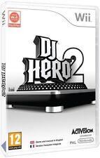 DJ Hero 2 (Nintendo Wii, 2010)