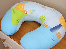 Feeding Pillow Breast Nursing Maternity Baby Pregnancy Removable Cotton Cover 6