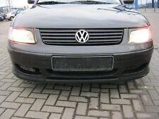 Stoßstange vorne VW Passat 3B schwarz LC9Z Spoiler Frontspoiler
