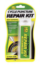 Cycle Puncture Repair Kit Handy Size Easy To Use Bike Tyre Tube Patched