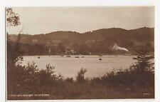 Bowness Bay Windermere, Judges 2733 Postcard, A938