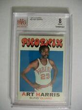 ART HARRIS 1971-72 Topps #32 Phoenix Suns BVG NM-MT 8