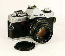 Minolta XG-1 avec MINOLTA MD 50mm 1.7 (49 mm)  XG1