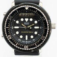 Seiko Arnie H558 5000 Quartz Ana-Digi DIVERS Tuna 150M Wrist Watch