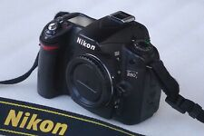Ex++ Nikon D80 CCD camera body, Nikon's best color DSLR to date!