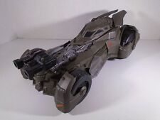 "2015 MATTEL--BATMAN vs SUPERMAN--13"" PLASTIC BATMOBILE CAR (LOOK)"