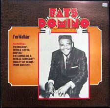 LP / FATS DOMINO / STORY VOL.IV /  UK PRESSUNG / RARITÄT /