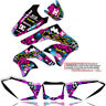 2008 - 2014 2015 2016 2017 KAWASAKI KLX 140 GRAPHICS KIT NIGHT RIDER: MAGENTA