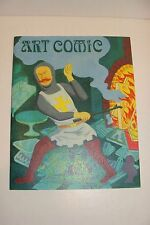 Art Comic 2 by Matthew Thurber 2015 SPX Comix Zine Mini Indie Small Press
