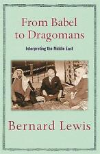 From Babel to Dragomans: Interpreting the Middle East-ExLibrary