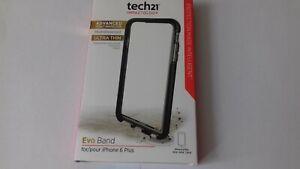 Tech21 T21-5010 Evo Band Impact protection Bumper  FlexShock Tech iphone 6 PLUS