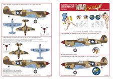 Kits-World 1/48 P-40F Warhawk # 48068