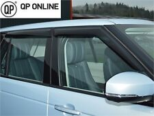 RANGE ROVER L405 BRAND NEW FRONT AND REAR WIND DEFLECTORS 4 PIECE KIT DA6108