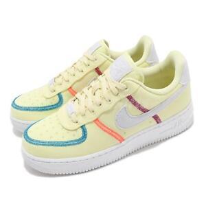 Nike Wmns Air Force 1 07 LX AF1 Life Lime Photon Dust Women Shoes CK6572-700