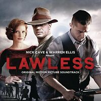 Nick and Warren Ellis Cave - Lawless [CD]