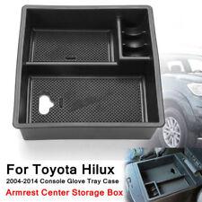 AU Car Armrest Center Storage Box Console Accessories For Toyota Hilux 2004-2014