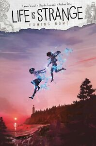Life is Strange Coming Home #1 - Bagged & Boarded