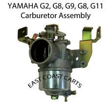 Yamaha Carb 1985-2001 G2-G11 Golf Cart 4 Cycle Carburetor Assembly J38-14101