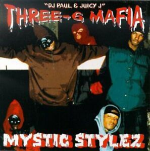 Three 6 Mafia - Mystic Stylez [New CD] Explicit