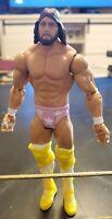 WWE Mattel Battle Pack 14 Macho Man Randy Savage Wrestling Figure WWF Basic