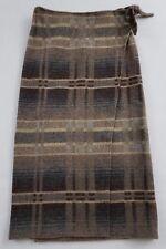 Vintage Ralph Lauren Western Wrap Blanket Skirt Size 6 Made in USA