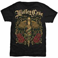 MOTLEY CRUE Exquisite Dagger Mens T Shirt Unisex Tee Official Licensed Merch