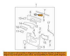 Chevrolet GM OEM 12-15 Captiva Sport-Interior Door Handle Left 20983660