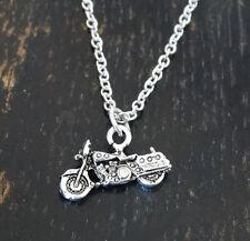 Harley Davidson Necklace, Harley Davidson Charm, Harley Davidson Jewelry, Biker
