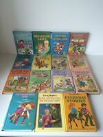 Vintage Enid Blyton Large Collection Of Children's Story Books