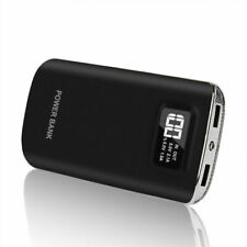 50000mah Power Bank 2usb LCD LED Portable Battery Charger for iPhone X 8 8plus