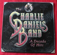 The Charlie Daniels Band, a decade of hits, LP - 33 Tours