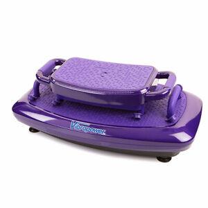Vibrapower Slim 3 + Add on seat + ACCESSORIES PURPLE