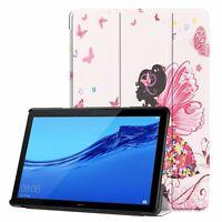 Slim Case Per Huawei Mediapad M5 Lite 10 Custodia Protettiva Pieghevole Display