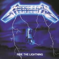 METALLICA CD RIDE THE LIGHTNING (Remastered, 2016) NEU & OVP !!!
