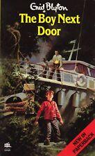 The Boy Next Door By Enid Blyton (Vintage Paperback, 1984)
