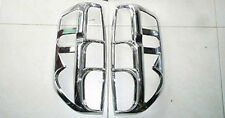 FOR NISSAN Frontier Navara D40 05-13 Surround Cover Trim Chrome Tail Light Rear