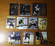 MILAN LUCIC 28 CARD LOT MIXED YEARS + MFG BOSTON BRUINS SEE PIC FOR ACTUAL CARDS