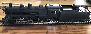 Brass HO Locomotive 2-10-0 Russian decapod  PFM Atlas Frisco