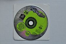 PlayStation Magazine Demo Disc #29 (February 2000) PS1 Sampler