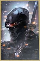 G.I. JOE #269 John Giang SNAKE-EYES Exclusive VIRGIN Variant GEMINI SHIPPING