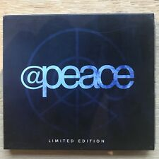 At Peace - Self Titled Ltd Ed CD - Rare New Zealand Hip-Hop Home Brew