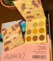 Authentic New Colourpop Lil Ray Of Sunshine Limit Eye Shadow Palette New In Box