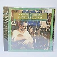 MANUEL BARRUECO CANTOS Y DANZAS Barbata Hendricks Emmanuel Pahud CD