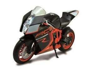 KTM 1190 RC8R Welly Moto Modèle 1:10