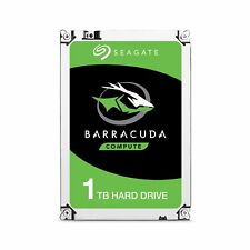Seagate BarraCuda Internal Hard Drive 1TB SATA 6Gb/s 128MB Cache 2.5-Inch 7mm...